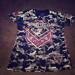 Reflection American Fighter Shirt 💖